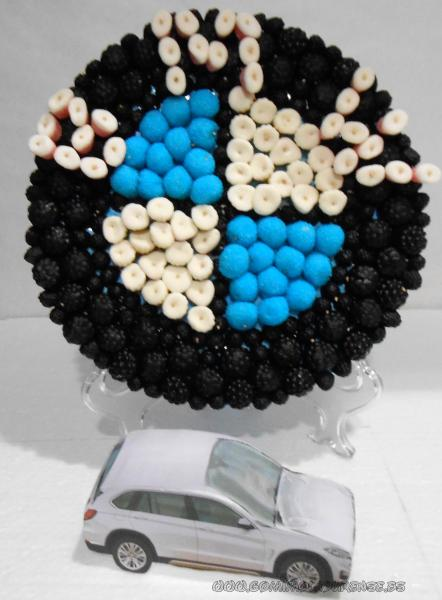 Tarta BMW