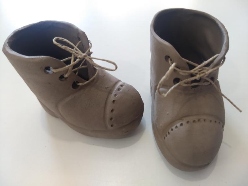 Botas de barro