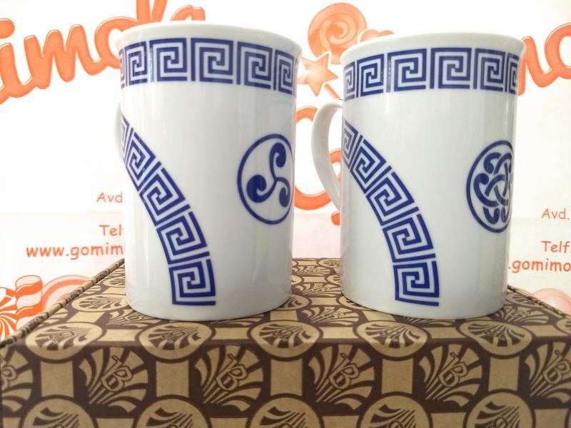 Tazas porcelana Galicia