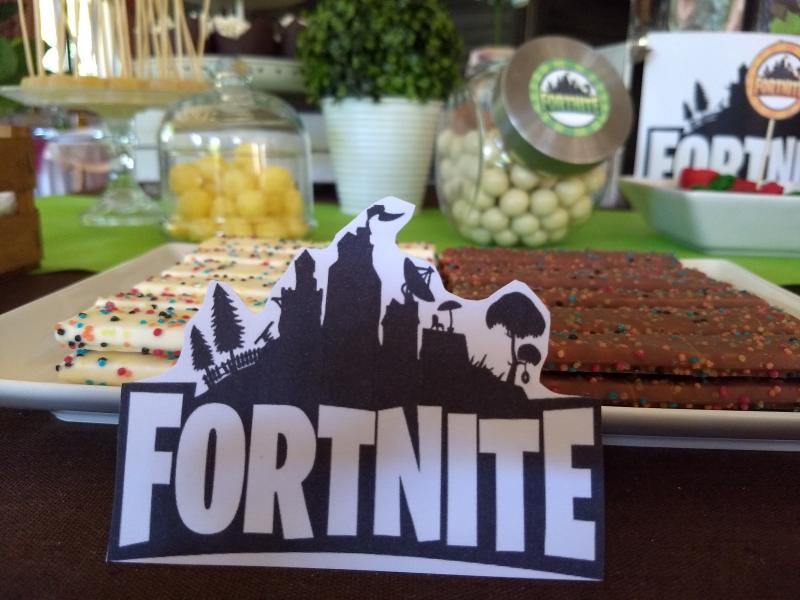 Mesa dulce fortnite