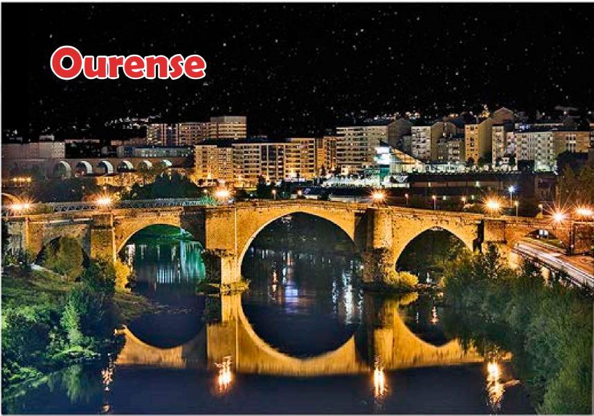 Imanes de nevera Ourense