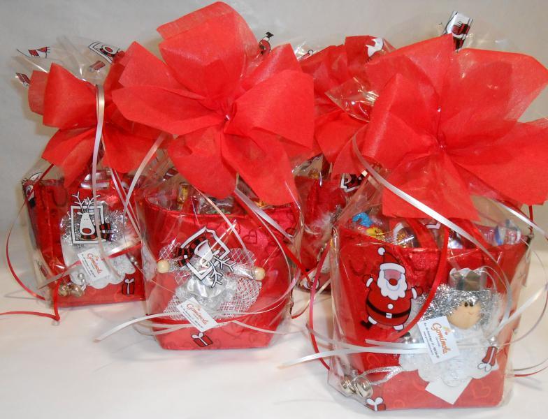 Bolsa de chuches Navidad