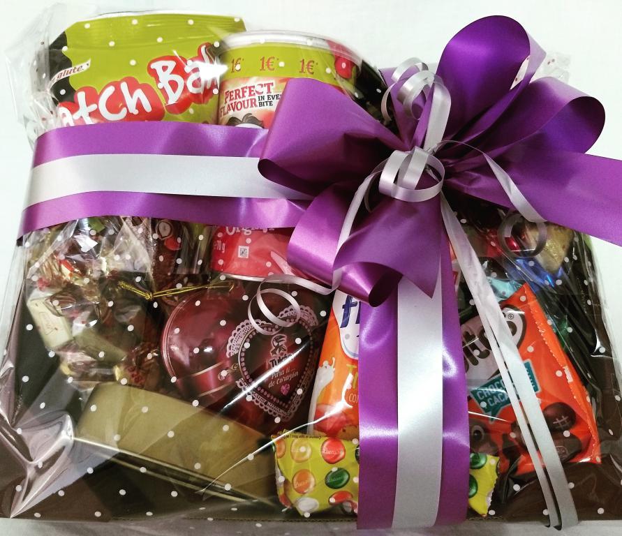 Pack caja regalo